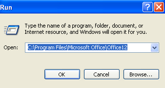 Cannot Start Outlook